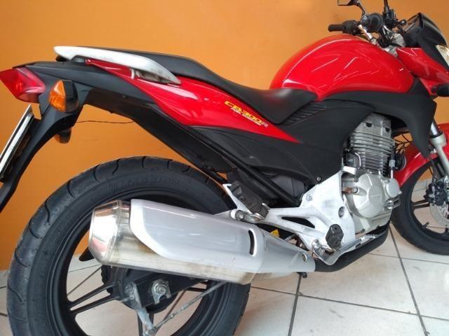 Honda CB 300 r 2010 Vermelha - Foto 5