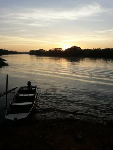 Sitio na Margem do Rio Cuiabá
