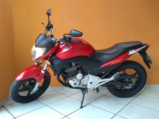 Honda CB 300 r 2010 Vermelha - Foto 8