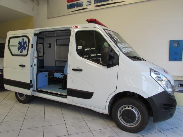 Renault Master Ambulância L1H1 - Foto 2