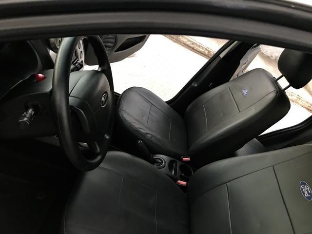 Fiesta Sedan 1.6 - 2014 _ 2 MIL de entrada _ Completo _ 62 km - Foto 7