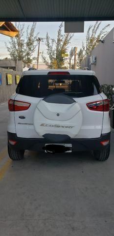Vendo Ecosport automática novinha!!