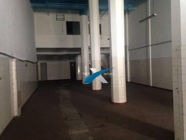 Galpão para alugar, 411 m² por r$ 9.000,00/mês - vila prudente - são paulo/sp - Foto 8
