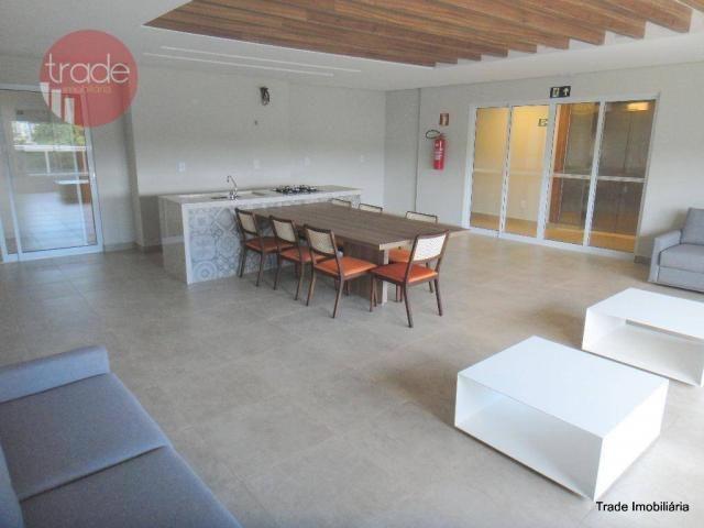 Apartamento com 1 dormitório para alugar, 34 m² por r$ 1.450/mês - santa cruz do josé jacq - Foto 3