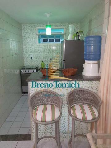 Apartamento com 2 dormitórios à venda, 48 m² por R$ 220.000,00 - Taperapuã - Porto Seguro/ - Foto 13