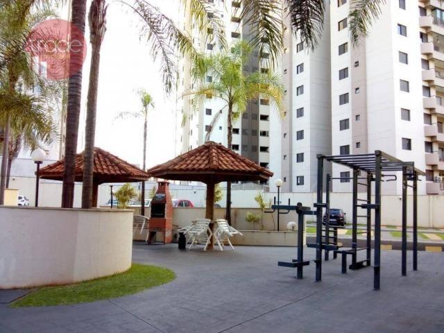 Apartamento com 1 dormitório para alugar, 37 m² por r$ 1.100/mês - nova aliança - ribeirão - Foto 11