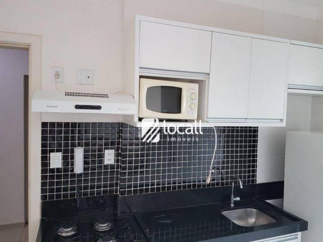 Apartamento para alugar, 40 m² por R$ 1.500,00/mês - Vila Redentora - São José do Rio Pret - Foto 15