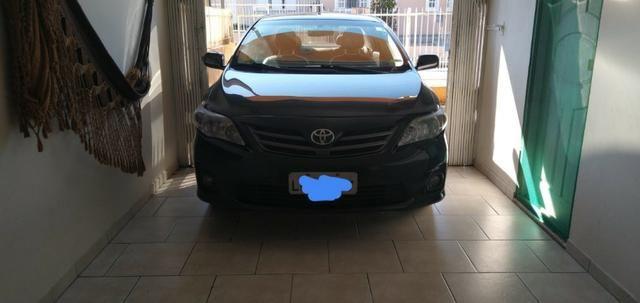 Corolla GLI - Automático - 2014 Único dono