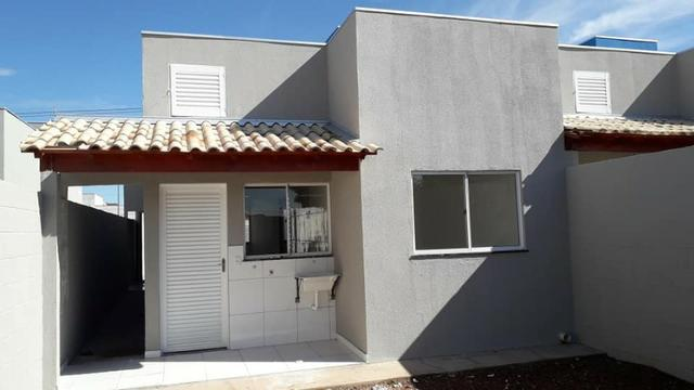 Aluguel casa nova perto do pronto Socorro alugo - Foto 4