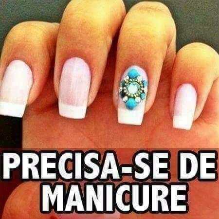 Vaga para manicure