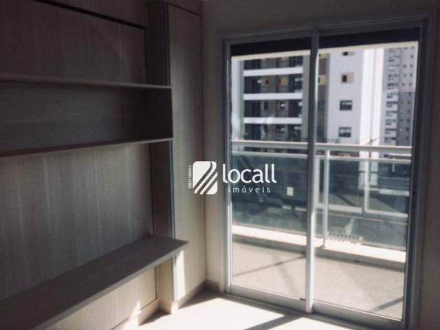 Apartamento para alugar por R$ 1.600/mês - Jardim Panorama - São José do Rio Preto/SP