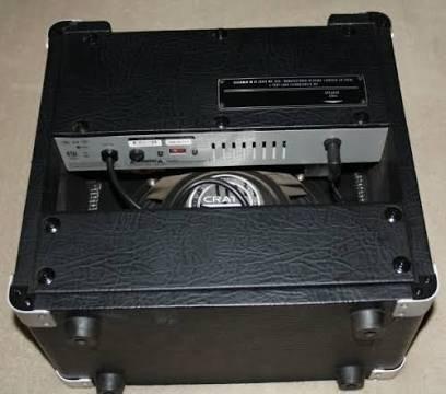 Amplificador Crate V5 Valvulado - Foto 2