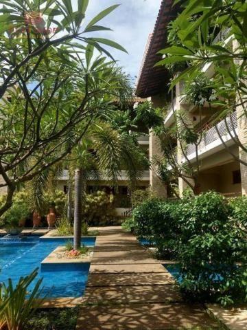 Apartamento para alugar por temporada, condomínio vila cumbuco - cumbuco - caucaia/ce - Foto 14