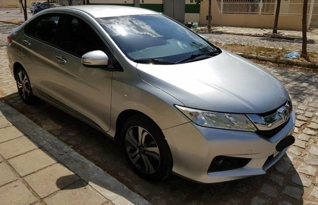 """Vendo Honda CITY EX. AUT. MOD""""2015"""