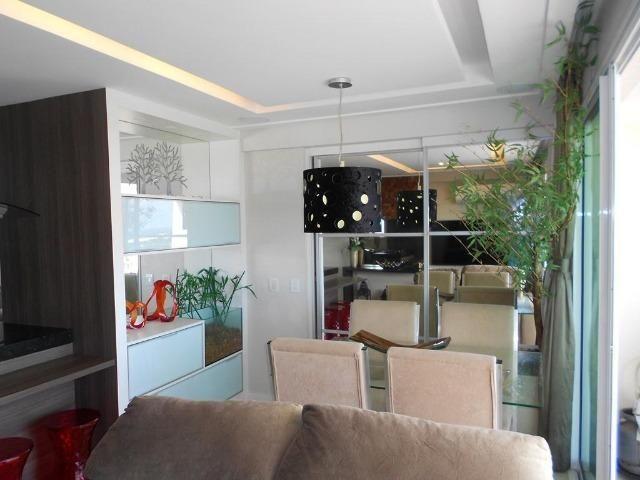 Apartamento no Allegro 14º andar, todo projetado, 3 quartos, 2 vagas - Foto 15