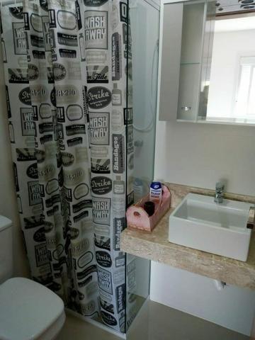 Apartamento 1 dormitório aluguel temporada em Tramandaí. wats - Foto 13