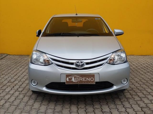 Toyota etios 2014/2014 1.3 x 16v flex 4p manual