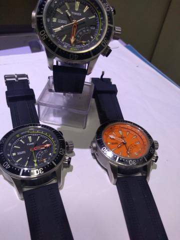 3af275b32e11 Relógio Timex inteliget 1854 tn2n812   t2n810 - Bijouterias ...