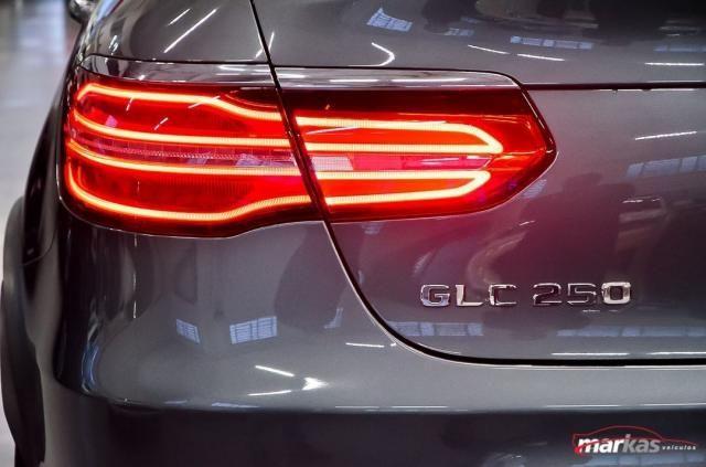 Mercedes GLC 250 2.0 4MATIC 211HP TETO 4X4 NIVEL 3 NA LAF BLINDADOS GARANTIA ATE 2022 4P - Foto 19