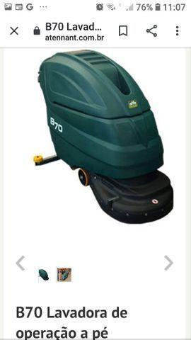 Lavadora de piso Alfa B70