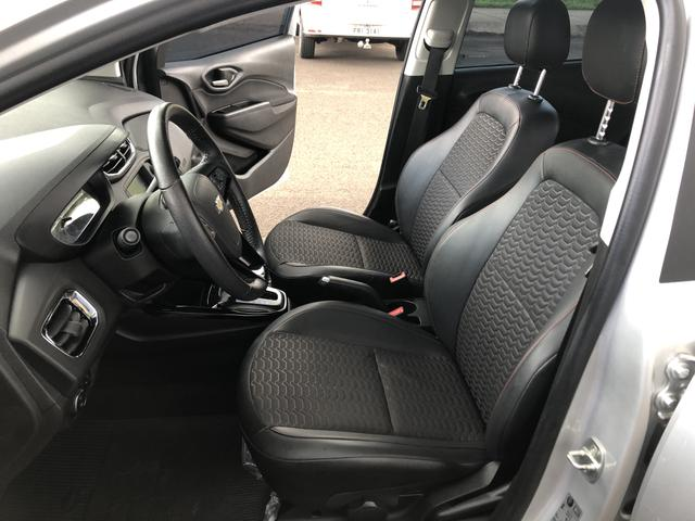 Chevrolet - onix - ltz - 1.4 flex - automático -2017/2018 - Foto 13