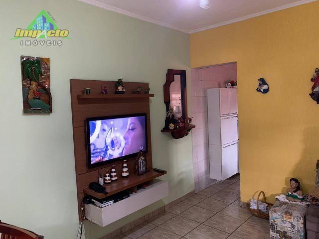 Casa com 2 dormitórios à venda, 70 m² por R$ 250.000 - Maracanã - Praia Grande/SP - Foto 18