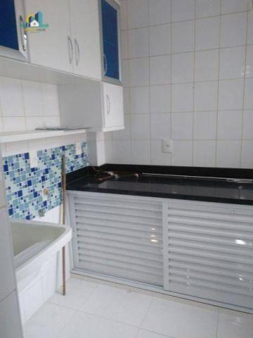 Apartamento com 2 dormitórios à venda, 101 m² - Canto do Forte - Praia Grande/SP - Foto 8