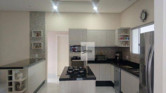 Linda casa no Viverde com 4 quartos - Foto 7