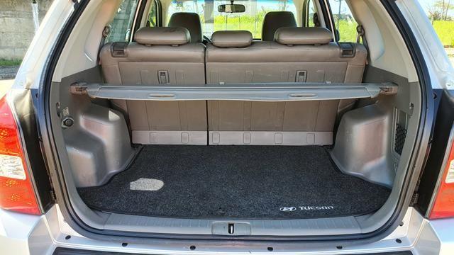 Hyundai Tucson GLS Aut. Flex 2014 - Foto 13
