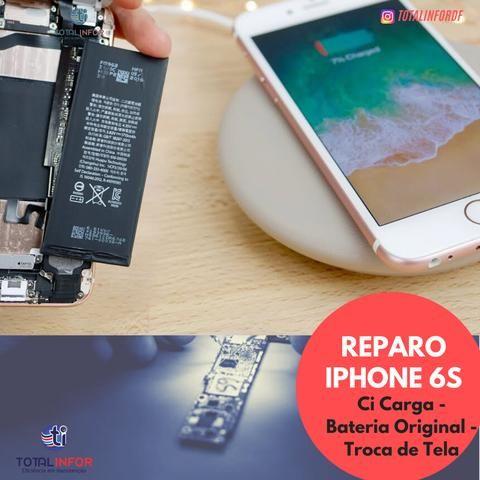 Problemas Celular? Apple Xiaomi Samsung Motorola? Delivery Taguatinga - Foto 3