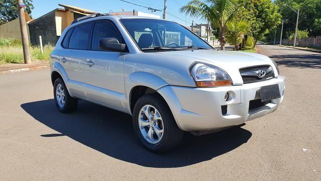 Hyundai Tucson GLS Aut. Flex 2014 - Foto 9