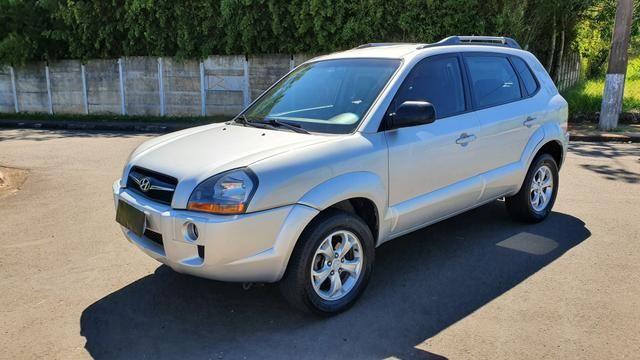 Hyundai Tucson GLS Aut. Flex 2014 - Foto 2