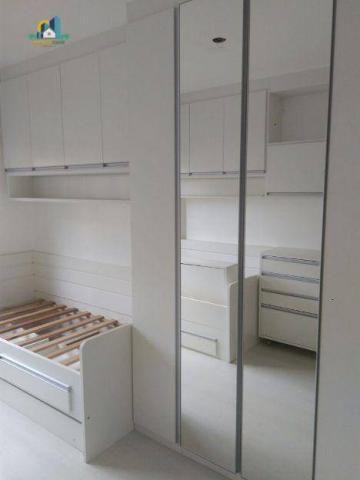 Apartamento com 2 dormitórios à venda, 101 m² - Canto do Forte - Praia Grande/SP - Foto 19