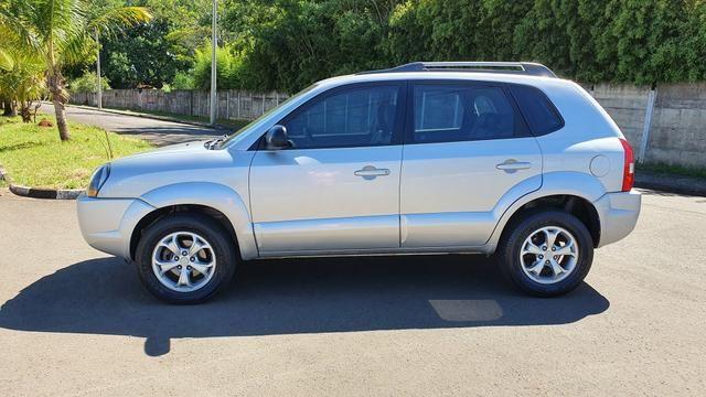 Hyundai Tucson GLS Aut. Flex 2014 - Foto 3