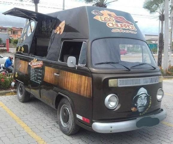 Kombi Food Truck - Foto 6