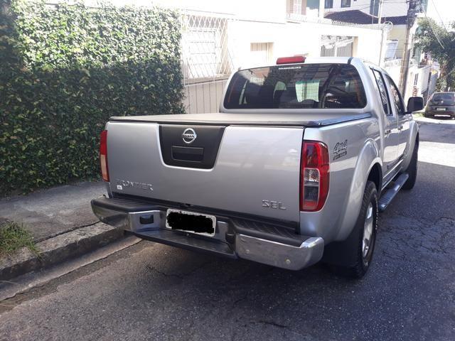 Nissan Frontier 2.5 SEL 2008 - Foto 4