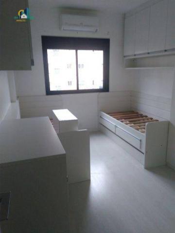 Apartamento com 2 dormitórios à venda, 101 m² - Canto do Forte - Praia Grande/SP - Foto 18