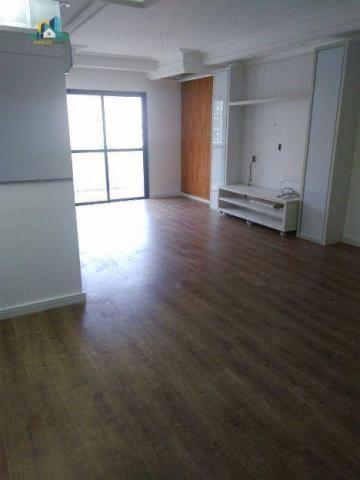 Apartamento com 2 dormitórios à venda, 101 m² - Canto do Forte - Praia Grande/SP - Foto 2