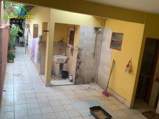 Casa com 2 dormitórios à venda, 70 m² por R$ 250.000 - Maracanã - Praia Grande/SP - Foto 5