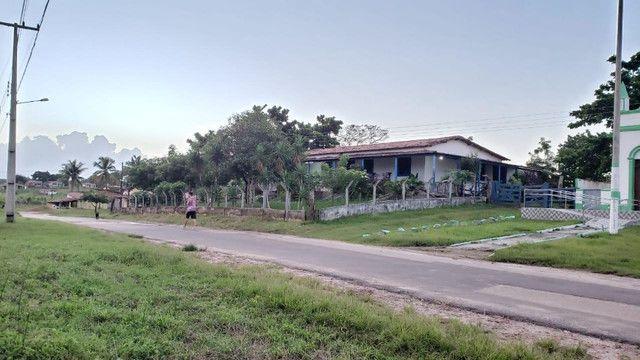 Belíssima fazenda com 295 há em ceara mirim, curral, casas, rio perene,poço - Foto 12