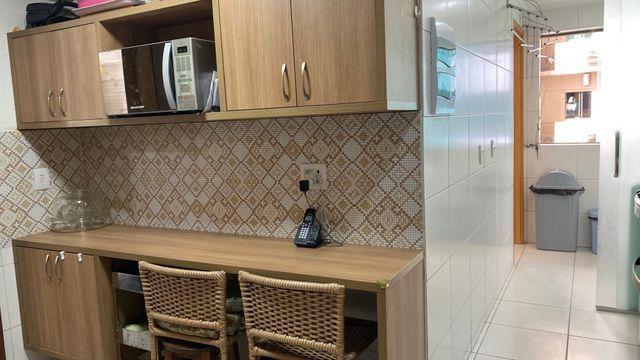Excelente apartamento,92m2-3Qtos+1DCE-Capim Macio - Foto 7