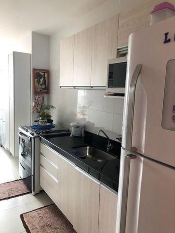 Vendo apartamento mobiliado - Edifício Novo - Centro - Foto 2