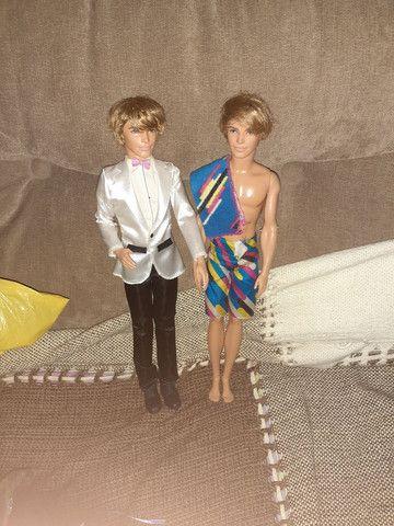 2 kens da Barbie
