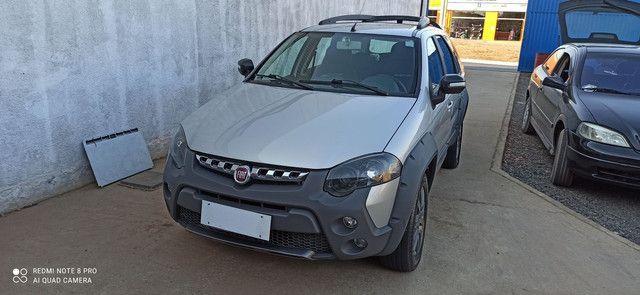 Fiat Palio wekend adventure prata - Foto 3