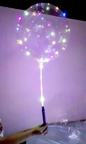 Balão de led Bubble  - Foto 2