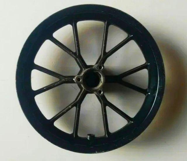 Roda Dianteira  Mini Moto Cross Aro 8 Pneu 12 1/2x2.75 - Foto 2