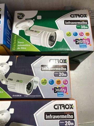 Vendo kit segurança 7 câmeras - Foto 6