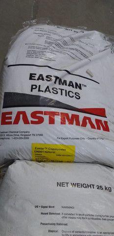 Copoliester Eastman GN001 PET-G Virgem - lote 875 KG