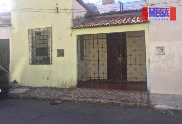 Casa à venda, 66 m² por R$ 210.000,00 - Jacarecanga - Fortaleza/CE - Foto 2