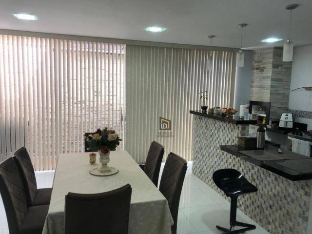 Casa com 2 dormitórios, 2 suítes - R$ 370.000 - Várzea Grande/MT #FR40 - Foto 6